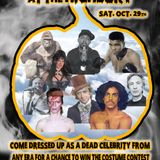 lukewarm Live @ Dead Celebrity Halloween at The Highbury Pub (2016.10.29)