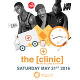 The Clinic - Relapse Edition Mixtape - mixed and hosted by DJ PUFFY
