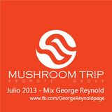 George - Thrift Shop ft Reynold ( Support MushRoom Trip - Julio 2013 )