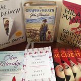 Ep 4: Prizewinners & Books by the Cover