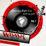 THE SOUNDS OF WBMX 7 DANCE CLASSICS