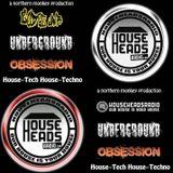 Underground Obsession LIVE Session @ HHR (18.04.17)