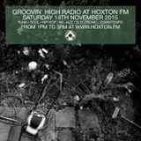 Groovin' High Radio #13 @HoxtonFM