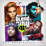 "DJ TYBOOGIE ""BLEND CITY 41"""