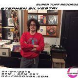 Super Tuff Records Present: Stephen Silvestri