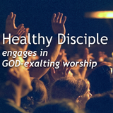 15.11.15 pm - Healthy Disciple: Worship Pt 2