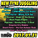 DJ RIO STATION ~ New Tune Juggling ~ 2017.01.31