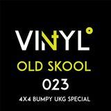 VI4YL023: Old Skool... 4x4 'N' Bumpy Vibes: 'it's a London thing'!