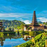 Audimax: Pozdrav z Bali