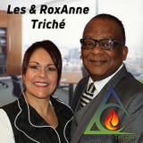 The Struggles of Not Having Power to Control on Scripture Therapy with Les and RoxAnne Triché