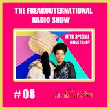 The FreakOuternational Radio Show #08 25/04/2014