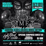 Alfred Azzetto @ Kolosej CIMET Clubbing (Oldies Goldies Edition) Maribor (SLOVENIA) 25.02.2017