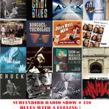 SURFINBIRD RADIO SHOW # 430 BLUES WITH A FEELING !