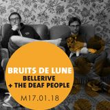 Bruits de Lune - 17 janvier 2018 - Bellerive + The Deaf People