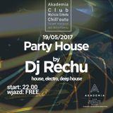 RECHU - Party House AKADEMIA Club Wrocław (19.05.2017)