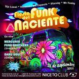 Dj Hermano del Espacio (funk 70) 21-09-2012