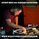 Guest Mix 005: Kieran Lockyear