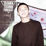 Taiwan Techno Podcast @ 105 - Andy Chiu (Vinyl Mix) 02-06-2017