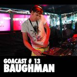 GOA Podcast # 13 |Baughman | Mondo