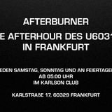 Leon Glock @ Afterburner, Karlson Frankfurt, 03.02.2018