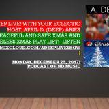 A. Deep Live Diverse Christmas 2017!