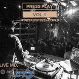 Press Play Vol 1 (Reggaeton Edition 2019)