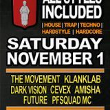 Dj Amisha Hosted by PFSquad MC (Live At Lost In Dreams - When A Dream Becomes)