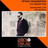 Spiros Grammenos [SpirosG] - I'll House You Episode 5 (Corfu Radio Deejay 97.5 Mix) [29/12/2019]