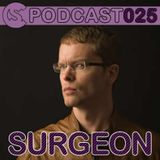 CS Podcast 025: Surgeon