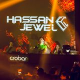 Hassan Jewel @ Warm up set @ Pixel - Crobar
