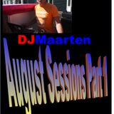 Live Sessions August Part 1