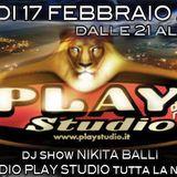 NIkita Balli DjSet on Radio Playstudio