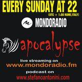 Apocalypse @ Mondoradio01 21 maggio 17