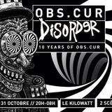 Nearly the disorder 10 years of obs.cur set (director cut's)