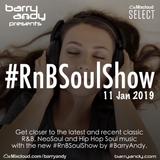 #RnBSoulShow 11-Jan-19
