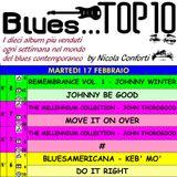 BLUES TOP 10 - Martedi 17 Febbraio 2015 (cluster 2)