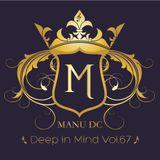Deep in Mind Vol.67 By Manu DC (March 2014)