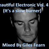 Beautiful Electronic Vol 4 (Slow Burner)