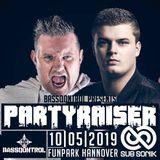 Inner Demon @ Bassqontrol pres. Partyraiser & Sub Sonik