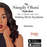 The Simply Oloni Show: Ep 1