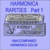Rare Early Solo Instrumental Blues Harp Recordings introduced by Joe Filisko.