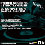 Stereo Sessions #STRICTYLYHOUSE DJ competition - Invinta / closed