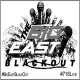 """The Big East Blackout - """" XTRA LARGE """""""