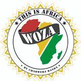 Woza - This is Africa #10 Radio Blau DJ Nacht special