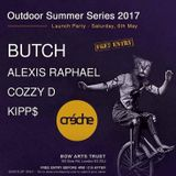 Creche Outdoor Summer Series 2017