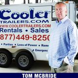 Refrigerated trailer for sale with superior design