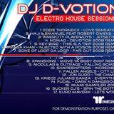 DJ D-votion electro house sessions