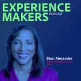 Staci Alexander (Director Thought Leadership, AARP)