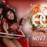 Cosmic Gate - EDC Orlando 2014 (USA) – 07.11.2014
