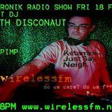Keith Disconaut on WirelessFM  Daztronik radio show 18 Feb 2011